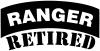 Ranger Retired Solid