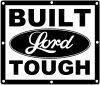 Built Lord Tough Christian car-window-decals-stickers