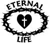 Eternal Life Crown Of Thorns