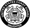United States Coast Guard Daughter