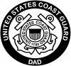 United States Coast Guard Dad