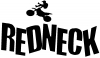Redneck Dirtbike  Country car-window-decals-stickers