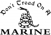 Dont Tread On A Marine
