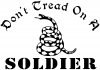 Dont Tread On A Soldier