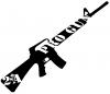 Pro Gun 2nd Amendment Riffel