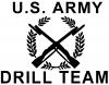 US Army Drill Team