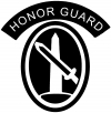 US Army Honor Guard