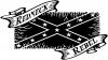 Redneck Rebel with Rebel Flag