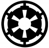 Star Wars Galactic Empire Emblem