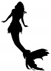 Mermaid Sci Fi Car Truck Window Wall Laptop Decal Sticker