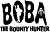 Star Wars Boba Fett The Bounty Hunter  Funny Car Truck Window Wall Laptop Decal Sticker