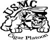 USMC Cigar Platoon