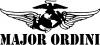 USMC Major Ordini Military Car Truck Window Wall Laptop Decal Sticker