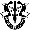 Army Special Forces Crest