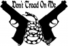 Dont Tread On Me Gadsden Pistols