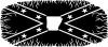 Confederate Rebel Battle Flag Arkansas