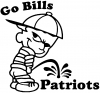 Go Bills Pee On Patriots
