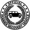 Official Hummer Recovery Vehicle
