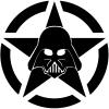 Darth Vader Star Wars Jeep Star