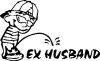 Pee on Ex-Husband