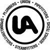 UA United Pipe Fitters Decal