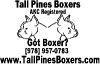 Tall Pine Boxers Special Orders car-window-decals-stickers