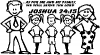 Stick Family JOSHUA 24 15 Two Girls One Boy