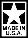 Made In the USA Military car-window-decals-stickers